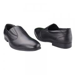 Quality Leather Bata Formal Shoes (8546650) Black 9