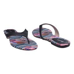 Ladies Casual-Flat Sandals- Multicolor 6