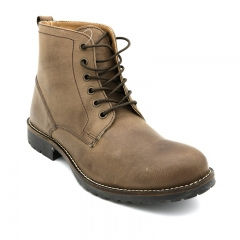 BATA Men Boots Casual Wear Dark Brown( 8044056) 7