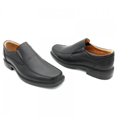 BATA Men Formal Office Wear Black- Black-8516554 10