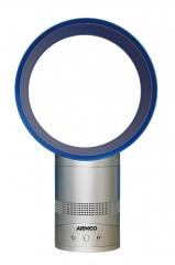 ARMCOTable Fan AFT-14BX(B) Silver Grey & Blue