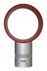 ARMCO Table Fan AFT-14BX(R) Silver Grey & Red