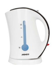 ARMCO AKT-162WD(W) Plastic Cordless Kettle white