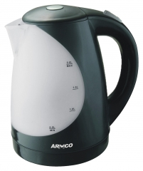 ARMCO AKT-215 LED - 1.7L - Cordless Electric Kettle black