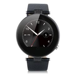ZGPAX Bluetooth Smart Watch Smartphone Mate Siri Call Music Reminder Anti-lost Black