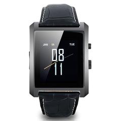 Diggro LF06 Bluetooth Smart Watch Smartphone Mate Call Music Sedentary Reminder Pedometer Black