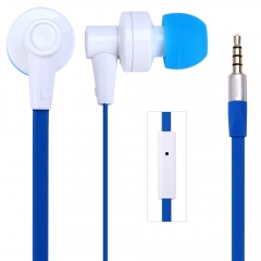 Awei ES700i 1.2m Cable Length In-ear Earphone with Mic for Mobile Phone Tablet PC Azure