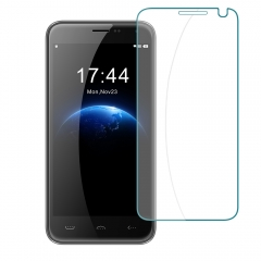 Original HOMTOM HT3 Package Tempered Glass Protector Protective Full Body Cover Black One Size