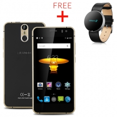 BLUBOO X9 5.0 inch  Android 5.1 MT6753 1.3GHz Octa Core RAM 3GB + ROM 16GB Gold
