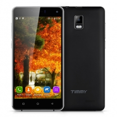 5.0'' TIMMY M13 Pro IPS Android 5.1 MTK6580 1.3GHz Quad Core 2GB RAM+16GB ROM Smartphone EU Black