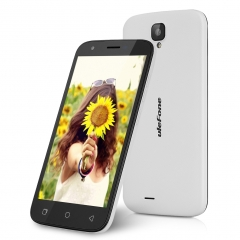 "Original Ulefone U007, 5.0"",  Android 6.0, Quad Core, 8G ROM, 8.0 MP Back Camera Smartphone White"