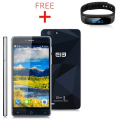 Elephone S2  5.0 inch Android 5.1 MT6735 64-bit  Quad-Core RAM 2GB+16GB ROM Blue