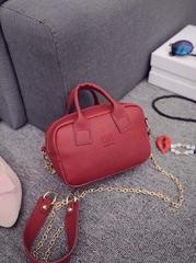 Chains Mini Bags Crossbody Bags Messenger Bags Hobo Bags Red Medium
