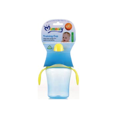 M/Easy PP WATER BOTTLE WITH DOUBLE HANDLE & SOFT SPOUT 270ML/9OZ