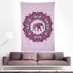 Tapestry Beach Blanket Throw Hippie Boho Gypsy Throw Towel Tablecloth Yoga Mat Dorm Decor Bed Cover Bohemian one size