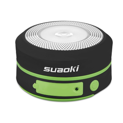 suaoki Ourdoor Collapsible camping Lantern with Cranking power Water Resistant Lantern for Camping Green Camping Lantern