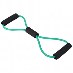Heavy Resistance Chest Puller Muscle Expander Developer Fitness Equipment Green One size