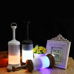 Vehicle-mounted Travel Light Portable Outdoor LED Camping Lantern Black One Size