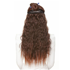 24inch Bodyweave Synthetic Hair Synthetic Curly Hair Extensions for Womens 2 62cm