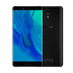INNJOO Max 4 Pro, 6 inch HD, Android 7.0 4GB+64GB, 8MP+16MP Camera, 4400mAh, Fingerprint SmartPhone Black