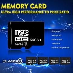 Micro SD Card Memory Card Microsd Mini Sd Card 8GB/16GB/32GB  for Cell Phones Tablet PC black micro sd 16g