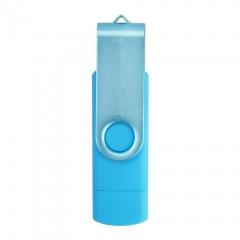 OTG USB 2.0 Flash Pen Drive Android Phone USB 16G Storage Micro USB Memory Stick Flash Drive blue micro sd 16g