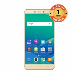 Gionee P7 golden