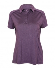 Mulberry Purple - Ladies Polo T-Shirt Mulberry Purple s