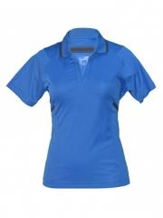Light Nautical Blue Womens Polo T- shirt Light Nautical Blue s