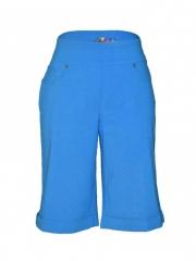 Blue Womens Shorts blue 14