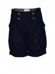 Navy Womens Shorts navy l