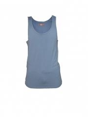 Medium Blue Mens Vest medium blue s