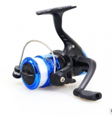 Spinning Fishing Wheel Fishing Wheel 200 fold to electroplating with Cixi sea pole hand wheel