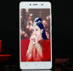 Domestic smart phone R9 5.0-inch high-definition large-screen export smartphone white