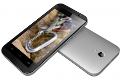 4.0 inch 3G HSPA+ up to 21Mbps OS Android 4.4 MT6572 Dual core smark phone white