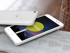 "5.0"" FWVGA IPS 3G Phone OS Android 5.1 4000mAh / Chargingindicatorlight smart phone white"