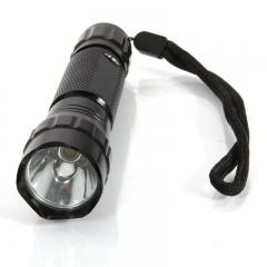 BD0131A WF-501B 1200LM 5 Modes XM-L T6 SMD LED Flashlight Torch Black black one size 10w