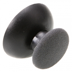 5X Thumbstick Joystick Cap for PS2 PS3 Game Controller Small Black