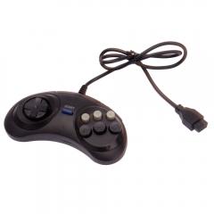 2X 6 Button Game Pad Controller for SEGA MEGA Drive Megadrive MD Genesis