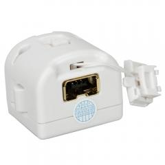 2Pcs White Motion Plus MotionPlus Adapter Sensor for Nintendo WII Remote Controller