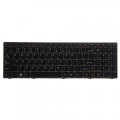 Laptop Keyboard for IBM Lenovo G580 G580A G585 G585A V580 Series black one size