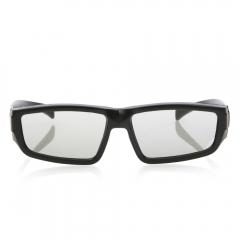 3D Glasses Black Frame For Dimensional Anaglyph TV Movie DVD Game