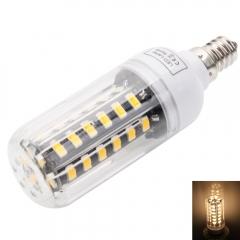 5W E12 42*5733SMD LED Corn Bulb Light Lamp Black PCB 220V as picture one size 5w