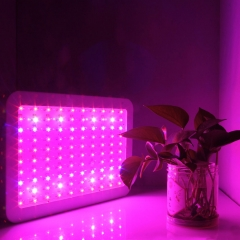1000W Full Spectrum Panel LED Grow Light for Medical Plants Veg and Bloom Indoor white one size 1000W