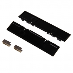 New DDR DDR2 Computer Memory Heat Spreader Cooler Cooling Heatsink black one size one size