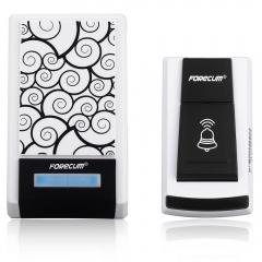 36 Chimes Songs Waterproof Wireless Doorbell Remote Control 1 Receiver Door Bell