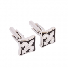 New Fashion Men Cufflinks One Pair Man Louis XIII Style Cuff cf594 as picture one size