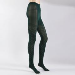 Womens Sexy Tights Lady Dot Pattern Fashion Pantyhose Stockings Leggings Free Size Dark
