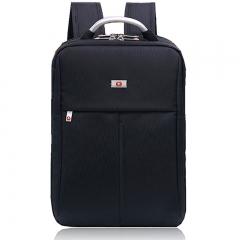 SwissGear Women Men Zipper Laptop Backpack Computer Notebook School Business Travel Bag black one size