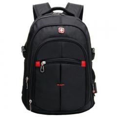 """Hot Waterproof Swissgear Travel Backpack Men Women 15.6"""" Laptop Outdoor School Bag black one size"""